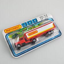 Matchbox 900-tp-24 - Super Fast-Long Haul-articulated tráiler-nos - 1979