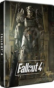 Fallout-4-Steel-Book-NEW-Super-FAST-amp-QUICK-Delivery-Absolutely-FREE