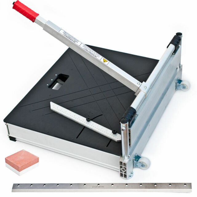 Bautec Laminate Flooring Cutter With Telescopic Arm 480mm Finished