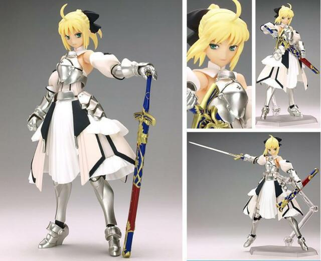 Saber Lily Fate//unlimited codesMax Factory Action Figure Figma No.SP004