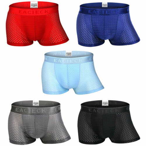 Herren Boxershorts Unterwäsche Unterhose Underwear Short Bunte Boxershort M-2XL