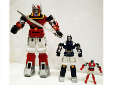 Baikanfu DX Popy Chogokin Robot Figure Bandai Old Toys Anime
