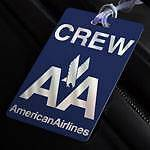 Crew Gepäck Etiketten - American Airlines