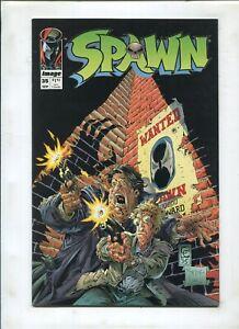 SPAWN #35 VF//NM Todd McFarlane Image Comics 1995 Stock Image Direct cover