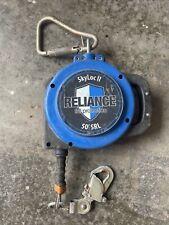 Reliance 400050 1 Skyloc Ii 50 Srl Self Retracting Lifeline Lanyard