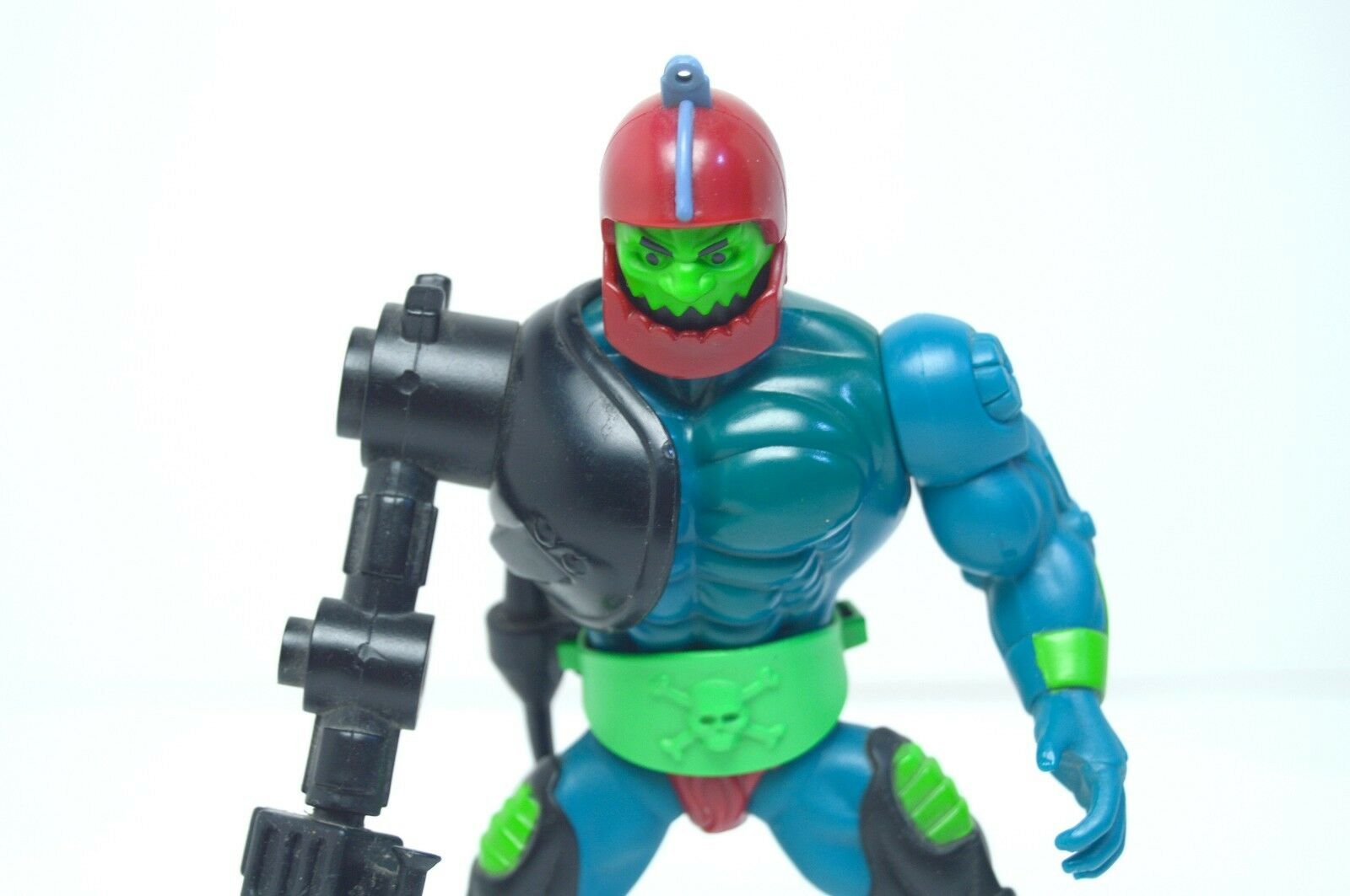 MOTU, Commemorative Trap Trap Trap Jaw, Masters of the Universe, figure, complete, He-Man f580fe