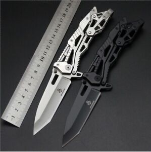 Real-Steel-Transformers-Folding-Knife-Hunting-Camping-Tactical-Outdoor-Pocket