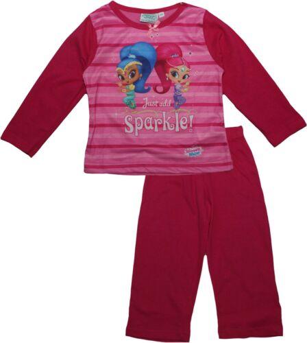 Brillo y brillo Brillo Manga Larga Pijama Conjunto