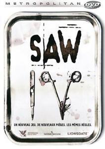 Saw-IV-DVD-NEUF