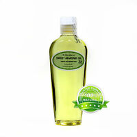Pure Sweet Almond Oil By Dr.adorable Organic 2 Oz Up To Gallon Free Shipping