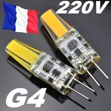 G4 LED Ampoule Lampe AC 220V  LED  Blanc CHAUD REMPLACE 30W  ref1122