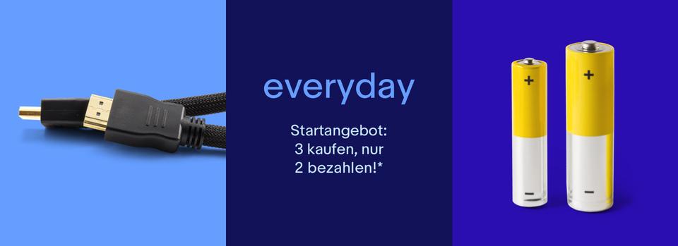 eBay EveryDay ist da! – Clever einkaufen - eBay EveryDay ist da!