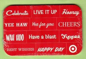 Target Real Refrigerator Magnets 2004 Gift Card 0 Rare Ebay