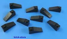 LEGO 1x3 Dachstein nero/ 10-pc