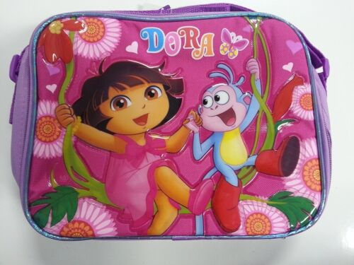 Dity Daisy Girls Gifts New Lunch Case 620561 Lunch Bag Dora The Explorer