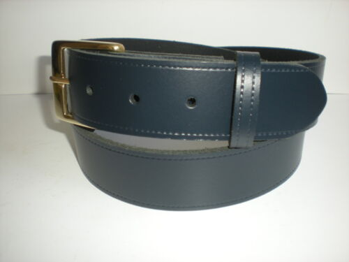 BROWN,GREEN,NAVY,BURGUNDY AND WHITE S TO  XXL ENGLISH LEATHER BELTS IN BLACK