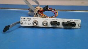 HP-E1326B-MULTIMETER-ADAPTER