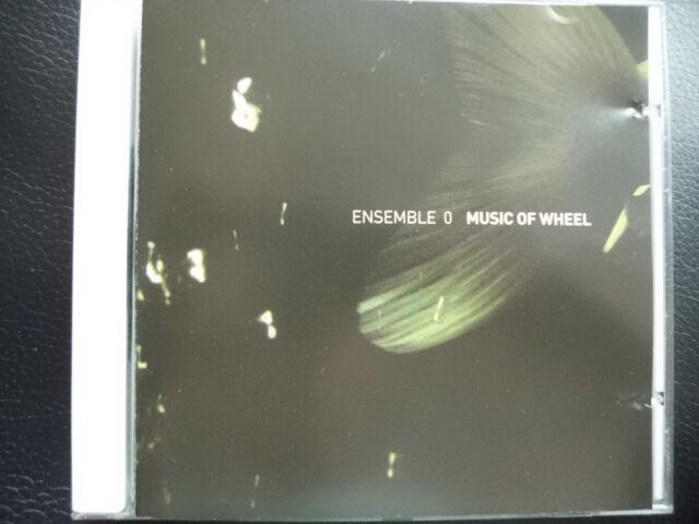 ENSEMBLE  0  -  MUSIC  OF  WHEEL  , CD von 2007 ,  JAZZ  IMPROVISATION ,