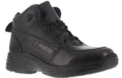 Clarks 26145346 Men/'s Rendell Plain Toe Black Leather Lace Oxford Walking Shoes