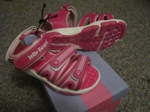 Jelly-Beans-Pink-Sandals-Size-1