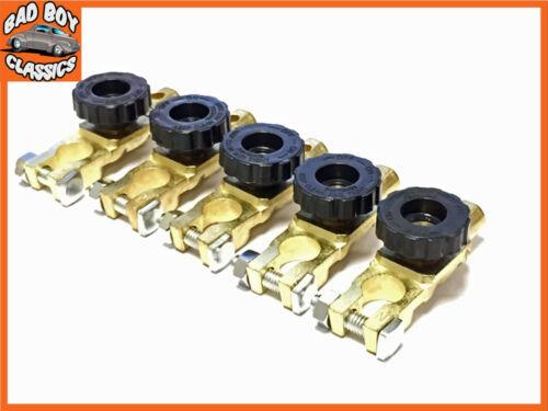 Heavy Duty de desconexión de batería aislador interrumpe Switch 12v 24v Pack De 5