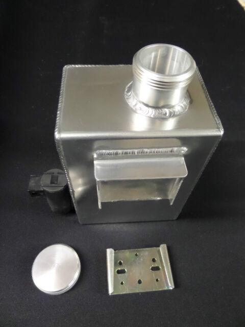 ASTON MARTIN CLASSIC V8 Aluminium washer bottle, bracket and motor assembly