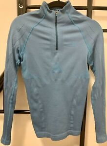 The-North-Face-Woman-Hybrid-Zip-Neck-Base-layer-XS-SP
