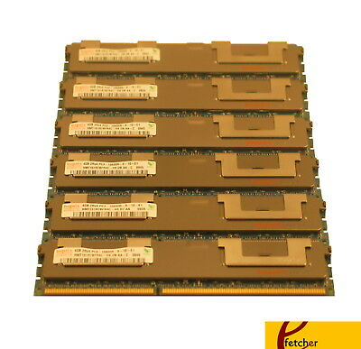 48GB Certified Refurbished 12x4GB PC3-10600R 1333MHz DDR3 ECC Registered Memory Kit for a Supermicro X9DR7-LN4F Server