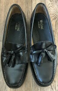 Bass-Weejun-Tasseled-Loafers-Size-6-5-7
