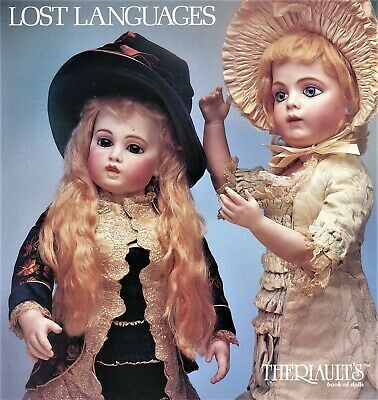 178 Ea Antique Dolls Kestner Jumeau Steiner Sfbj Bru Auction Book Values Ebay