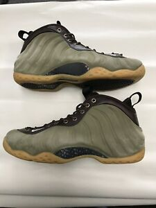 info for 35339 13b2e Image is loading Nike-Air-Foamposite-One-PRM-Olive-Brown-575420-