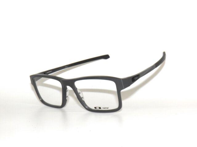 halvin paras laatu varoa Oakley Chamfer 8040-03 54 Satin Pavement Eyeglasses Clearance Frame