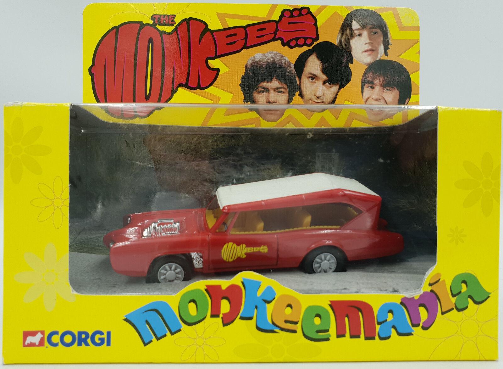I MONKEES  monkeemobile DIE CAST MODEL fatta da Corgi-CC52405 (drmp)