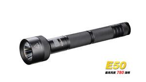 Fenix E50 780-Lumen 2x18650 Battery (Not included)