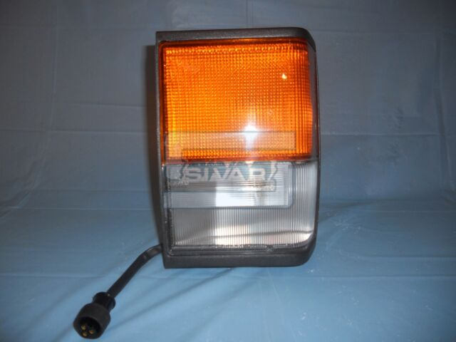 LAND ROVER RANGE ROVER CLASSIC 87-92 FRONT SIDE AND FLASHER LIGHT LH PRC5576 NEW