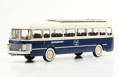 Bus Saviem SC1 1960 New 1 43 43 43 Diecast model miniature collection car autobus 564852
