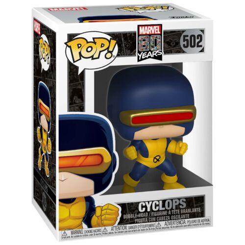 Funko Pop Vinile prima apparizione Marvel Cyclops Figura #502