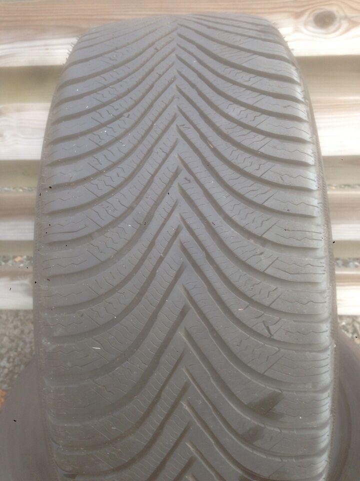 Vinterdæk, Michelin, 215 / 55 / R17