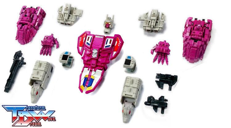 Nuevo Kit de actualización de transformación Dream Wave TCW-08 para Transformers Abominus En Stock