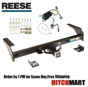 CLASS 3 TRAILER HITCH & TOW WIRING FOR 1998-2004 FRONTIER ...