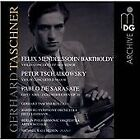 Mendelssohn Batholdy: Violin Concerto; Tschaikowsky: Violin Concerto; Sarasate: Gipsy Airs (2013)