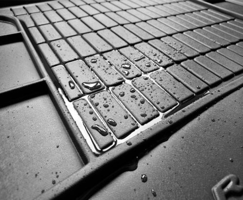 TM TAILORED RUBBER BOOT LINER MAT for FORD S-MAX I 2006-2015 7-seater