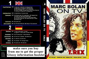 MARC-BOLAN-T-REX-ON-TV-DOUBLE-DVD-SET-DONATED-FOR-MEMORIAL-FUND-RAISING