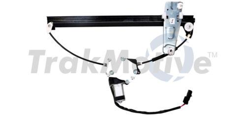 Window Regulator-Power Window Motor and Regulator Assembly Front Right SurTrack