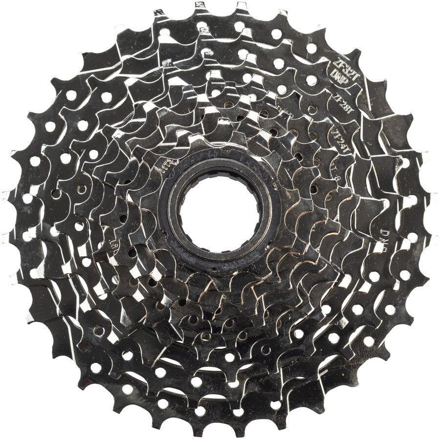 Dimension 9 velocidad 11-32t Niquelado rueda libre