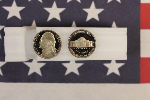 Roll of 40 nickels 1988 S Proof Jefferson Nickel Roll