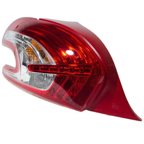 OE Calidad 20-211-01153 luz trasera izquierda del lado del pasajero NS lámpara se adapta Peugeot 208