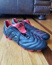 info for 3e40f e39bf Adidas Predator Pulse 2 TRX FG 519570 Black Leather Soccer Cleats Size 12   NEW