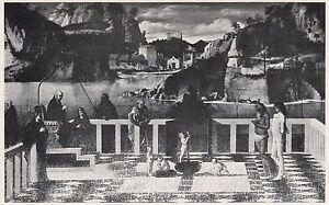 D2239-Giovanni-Bellini-Le-anime-del-Purgatorio-Stampa-1923-vintage-print