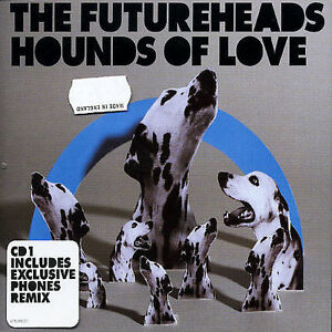 Details about THE FUTUREHEADS HOUNDS OF LOVE CD SINGLE 2005 679 KATE BUSH  COVER REMIX PHONES